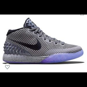 """Kyrie 1 as """"all star"""" basketball shoes, size 7."""